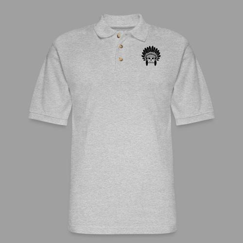Chief - Men's Pique Polo Shirt
