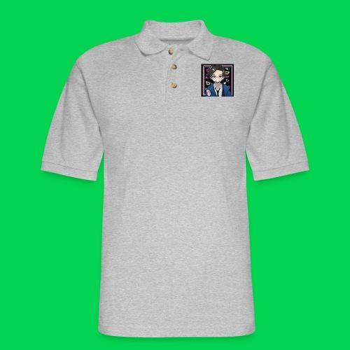 Mr detective. - Men's Pique Polo Shirt