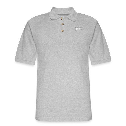 gras faze logo - Men's Pique Polo Shirt