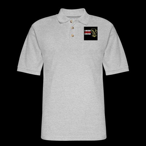 VV axis - Men's Pique Polo Shirt