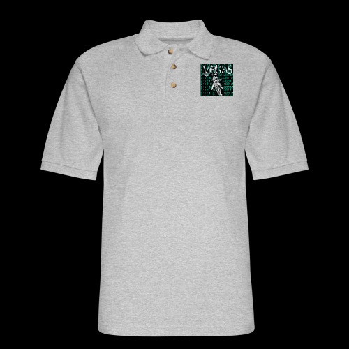 VV digital - Men's Pique Polo Shirt