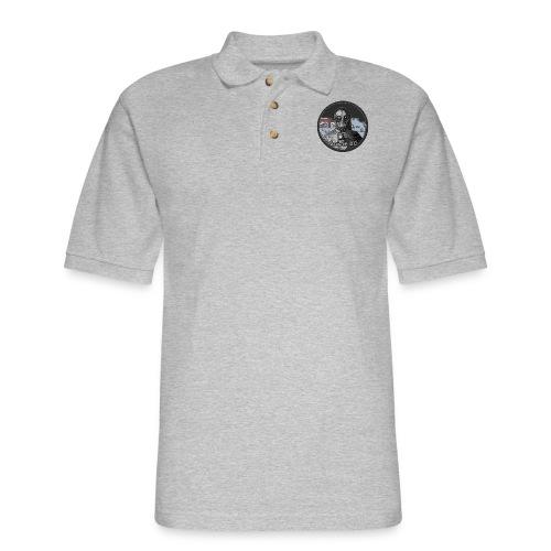 Lukie Mc Fan Logo - Men's Pique Polo Shirt