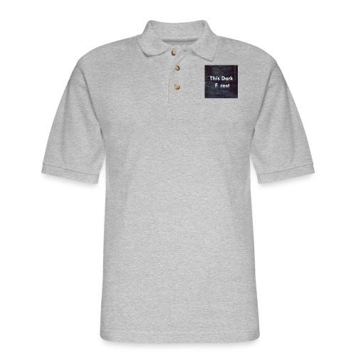 This Dark Forest - Men's Pique Polo Shirt
