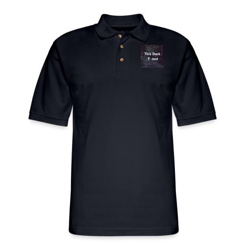 This Dark Forest - Men's Pique Polo Shirt