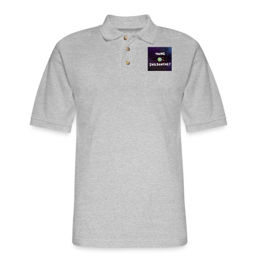 Young Sheldoncast - Men's Pique Polo Shirt
