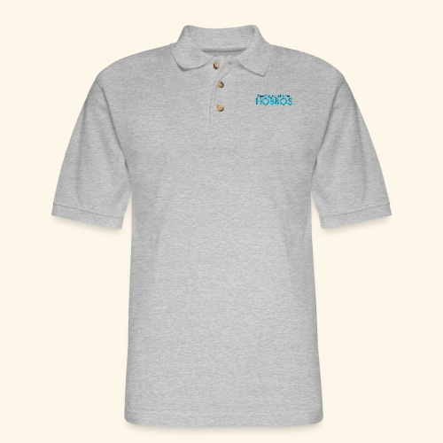 KEEPING UP WITH THE HOBBOS | OFFICIAL DESIGN - Men's Pique Polo Shirt