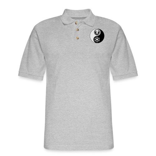 Star Wars SWTOR Yin Yang 2-Color - Men's Pique Polo Shirt
