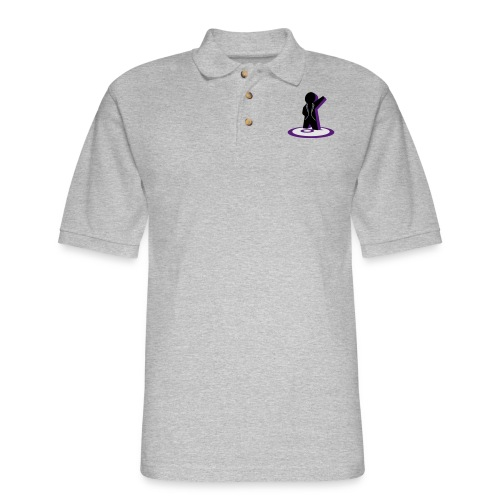 Not A Number - Men's Pique Polo Shirt