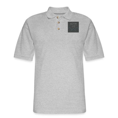 Activ Clothing - Men's Pique Polo Shirt