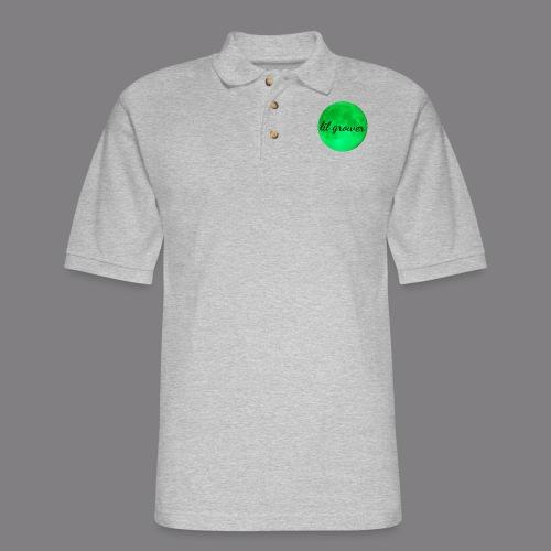 lil moon - Men's Pique Polo Shirt