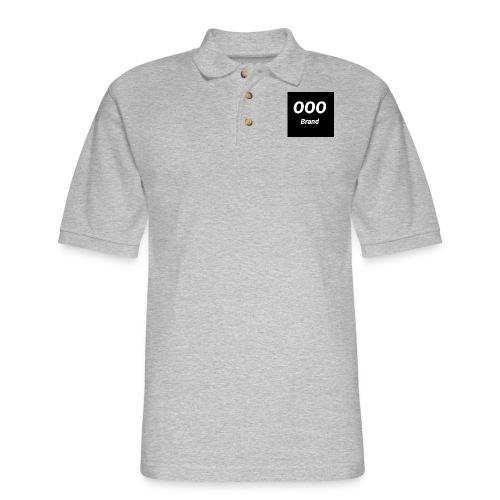 OOO_brand - Men's Pique Polo Shirt