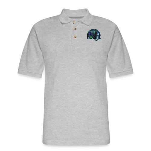 Northern Wisconsin NORML Official Logo - Men's Pique Polo Shirt