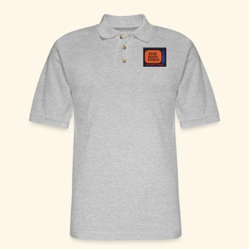 Blancic Video - Men's Pique Polo Shirt