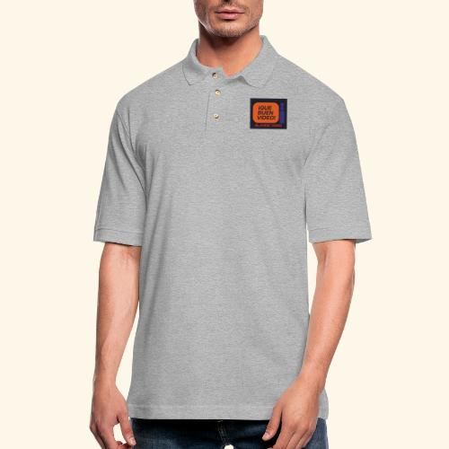 Blancic Video - Men's Pique Polo Shirt