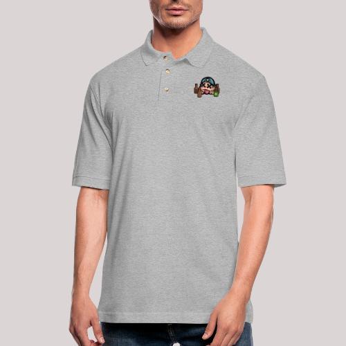 R.I.P - Men's Pique Polo Shirt