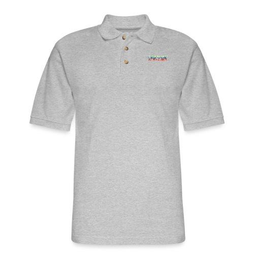 Spotlion Stars - Men's Pique Polo Shirt