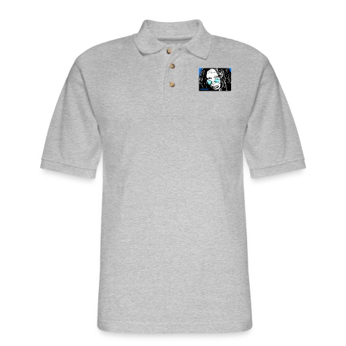 WHOOPI - Men's Pique Polo Shirt