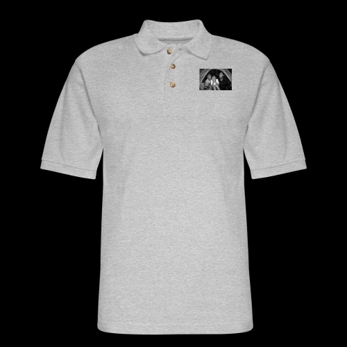 GKF WRLD TOUR - Men's Pique Polo Shirt