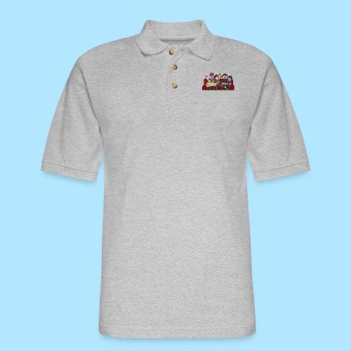 Couch - Men's Pique Polo Shirt