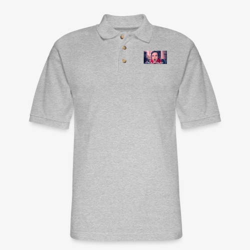 SAPOUD T-shirt - Men's Pique Polo Shirt