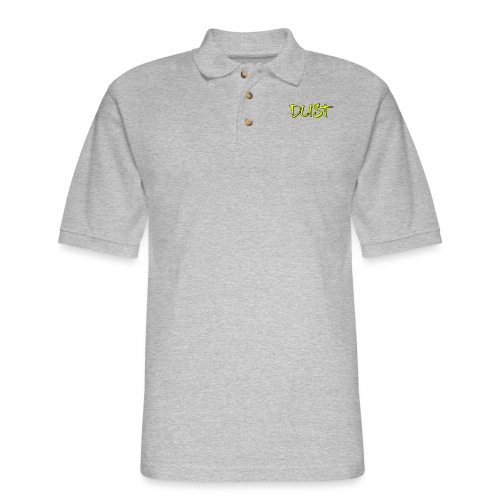 Dusty Dust - Men's Pique Polo Shirt