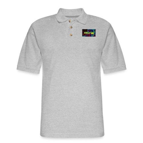 The DailyDB - Men's Pique Polo Shirt
