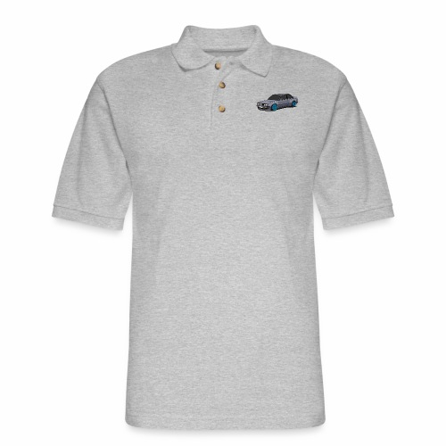 Sandra_step - Men's Pique Polo Shirt