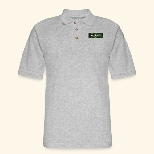 Weekend - Men's Pique Polo Shirt