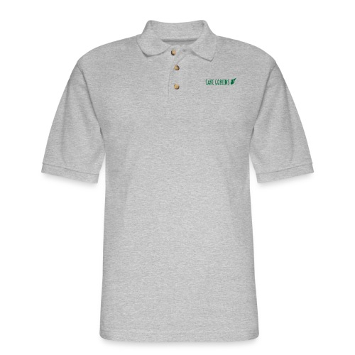 Goblin Green - Men's Pique Polo Shirt