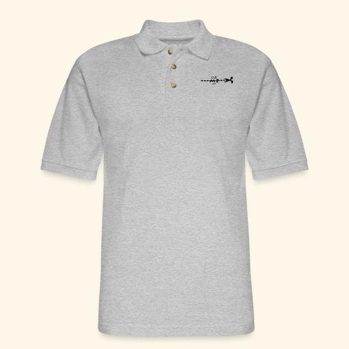cut me off - Men's Pique Polo Shirt