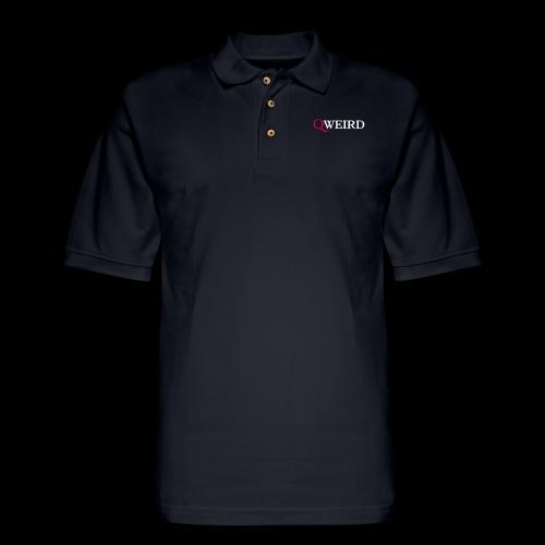(Q)weird - Men's Pique Polo Shirt