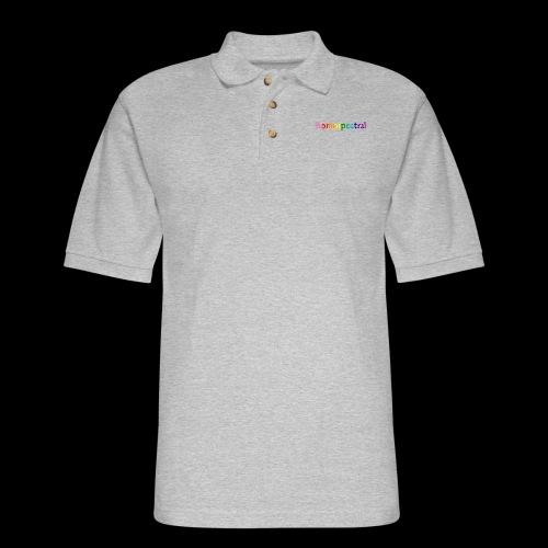 homospectral - Men's Pique Polo Shirt