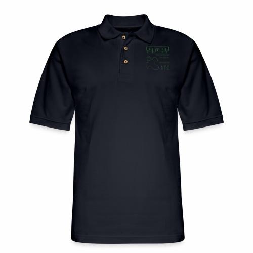 Bugbusters - Men's Pique Polo Shirt
