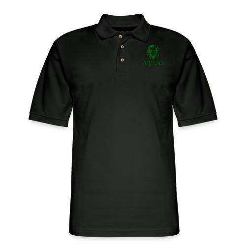 Collection Lion of the Atlas - Men's Pique Polo Shirt