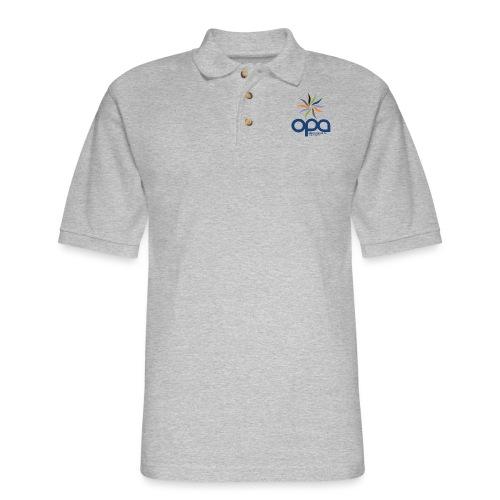 OPA Mug - Men's Pique Polo Shirt