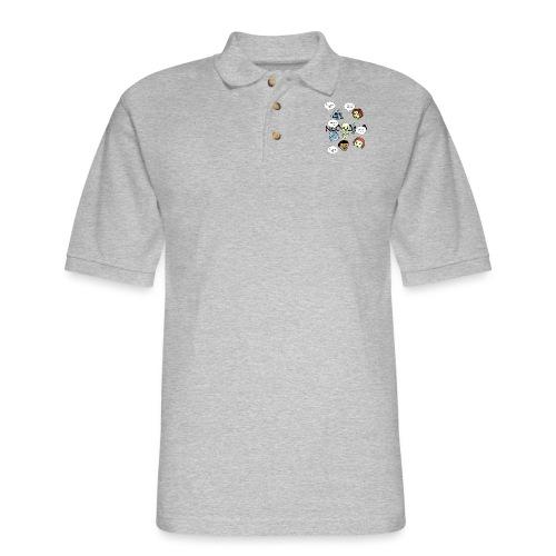 Too Much Too Soon - Men's Pique Polo Shirt