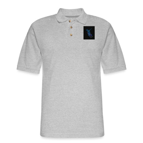 flowr - Men's Pique Polo Shirt