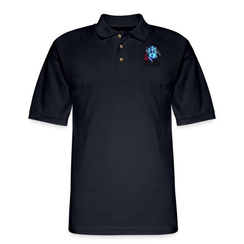 Ganesh Tee - Men's Pique Polo Shirt