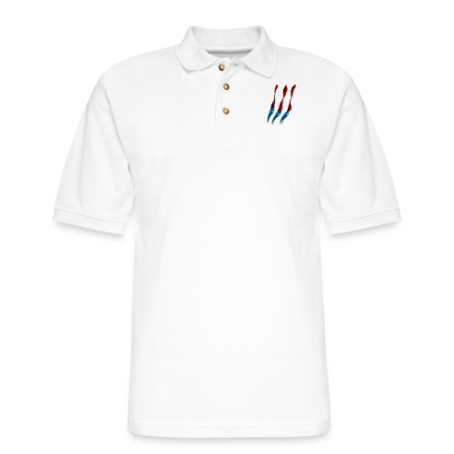 My Personal Dragon - Men's Pique Polo Shirt