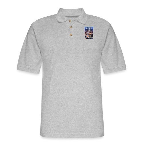Paterson Born - Men's Pique Polo Shirt