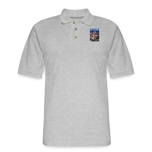 Paterson Born - Men's Pique Polo Shirt