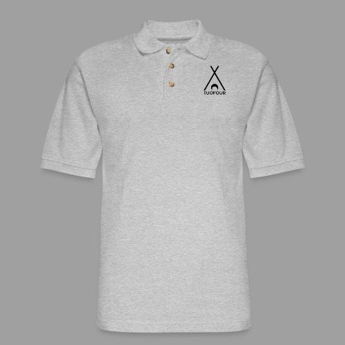 Tipi - Men's Pique Polo Shirt