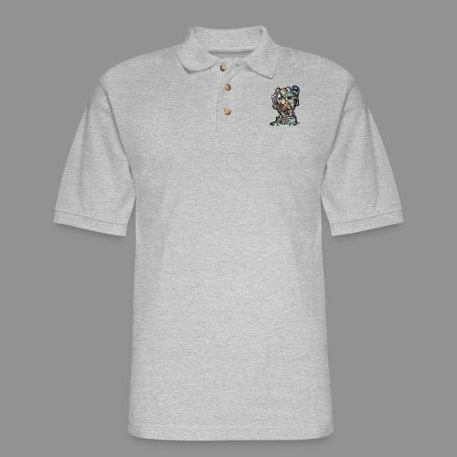 The Machinist - Men's Pique Polo Shirt