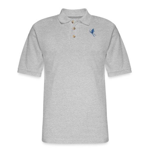 SKI - Men's Pique Polo Shirt