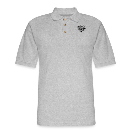 Born to ride 02 - Men's Pique Polo Shirt