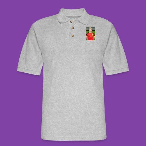 738e0d3ff1cb7c52dd7ce39d8d1b8d72_without_ozil - Men's Pique Polo Shirt