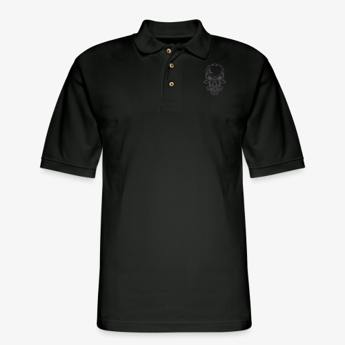 fire 2 - Men's Pique Polo Shirt
