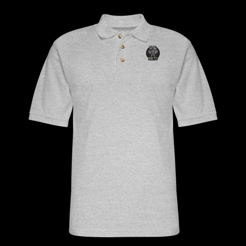 EPIC UNLTD Logo Shirt - Men's Pique Polo Shirt
