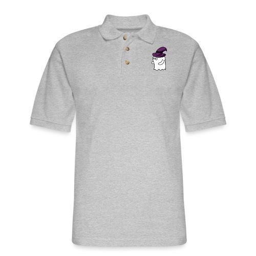 Little Ghost - Men's Pique Polo Shirt