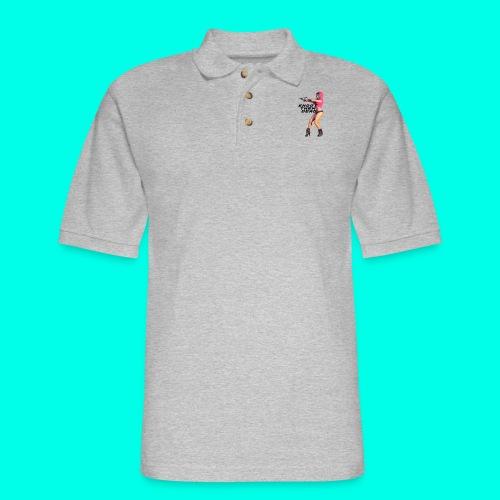 FASHION KILLA - Men's Pique Polo Shirt